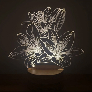 Flowers Led Light